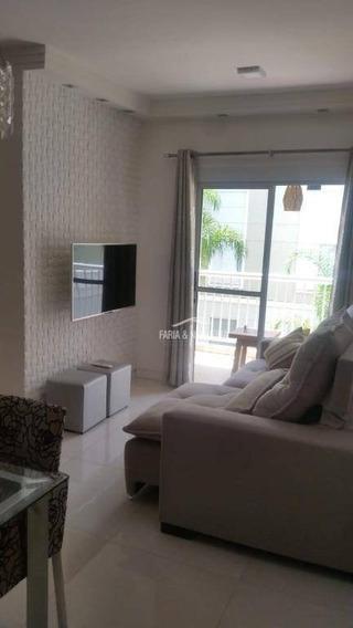 Apartamento Com 2 Dormitórios À Venda, 65 M² Por R$ 220.000 - Chácara Betânia, Jardim São Paulo - Rio Claro/sp - Ap0390