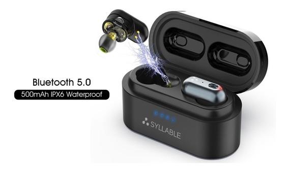 Fone Ouvido Sem Fio Bluetooth Syllable S101 - Pronta Entrega