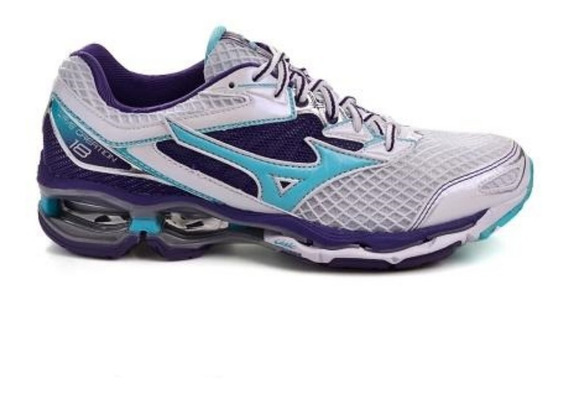 Tênis Mizuno Wave Creation 18 Esportivo Branco 4136571-2650