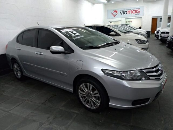 Honda City Ex 1.5 16v Flex