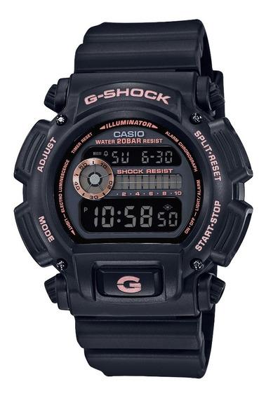 Relógio Casio G-shock Dw-9052gbx-1a4dr Frete Grátis