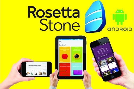 Roseta Stone - Idiomas Completo Do Básico Ao Avançado