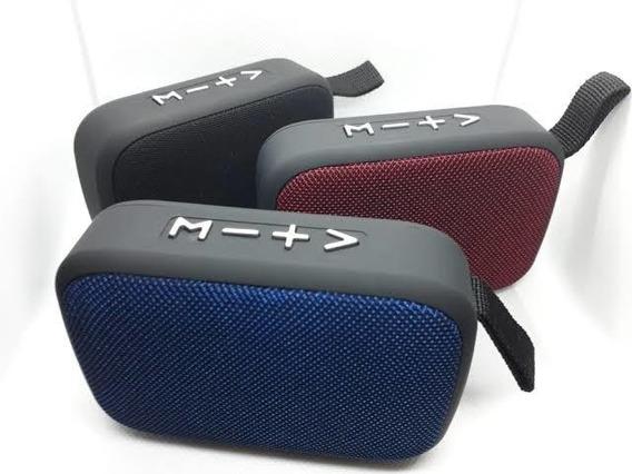 Mini Caixa De Som Portátil 5w Bluetooth