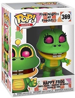 Funko Pop Five Nights At Freddys Happy Frog