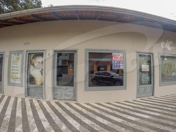 Loja Térrea Com Aprox. 30m², No Bairro Velha, Contendo 01 Banheiro E Estacionamento Frontal. - 3577913