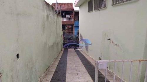 Casa Com 3 Dormitórios À Venda, 200 M² Por R$ 450.000 - Cidade São Mateus - São Paulo/sp - Ca0048