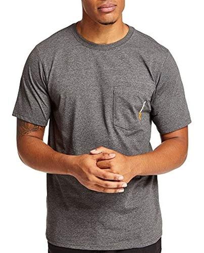 Timberland Pro Camiseta De Manga Corta Para Hombre