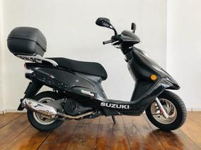 Suzuki Burgman 125 2012 - Com Baú