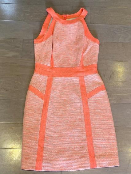 Vestido Naranja Talla 0