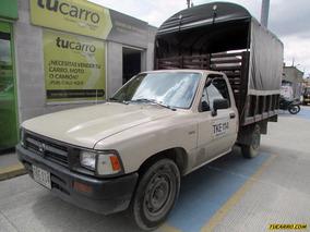 Toyota Hilux Eu Mt 2400cc 4x2 Aa