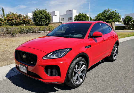 Jaguar E Pace 2.0 First Edition