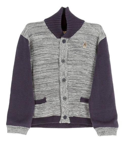 Sweater Algodon/acrilico Pinon (056) Lunar Rock Hush Puppies
