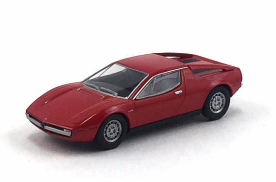 Kyosho Maserati Merak Maserati Release 27 1/64 Loose !!!