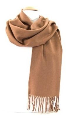 Bufanda Elegante Clasica Camel Aramis Miscellaneous By Caff