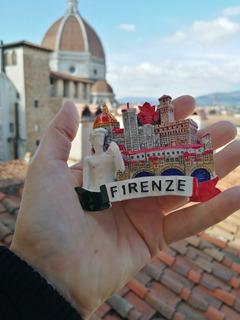 Iman Italiano Refrigerador Florencia 100% Original #2