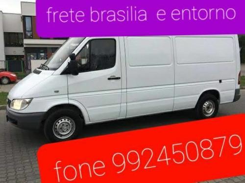 Frete E Pequenas Mudanças Brasília