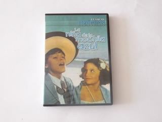 La Niña De La Mochila Azul Dvd