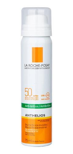 Protector Solar Bruma Rostro Anthelios Fps 50+ La Roche Posa