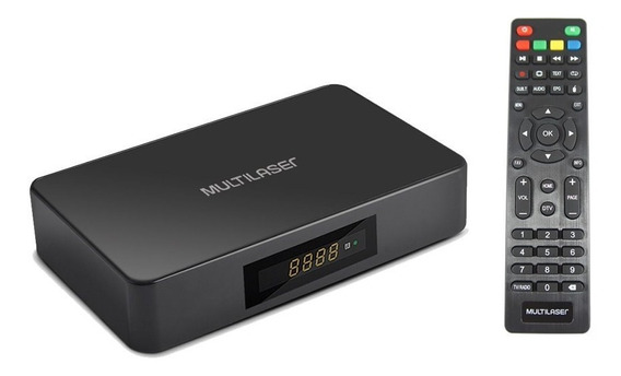 Smart Tv Box + Conversor Digital