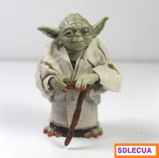 Starwars Figura De Coleccion Maestro Yoda 12 Cm