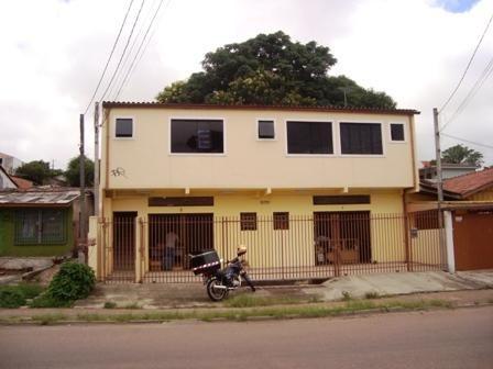 Kitnet Residencial Para Locação, Bairro Alto, Curitiba. - Kn0006