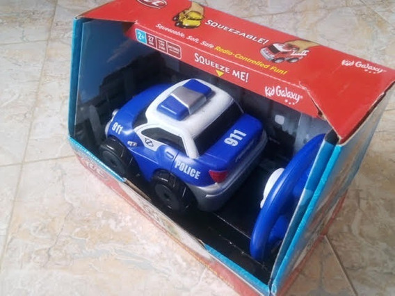 Mi Primer Radio Control (carro De Policía) 30