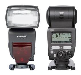 Flash Yongnuo Speedlite Ttl Yn-685 Para Nikon