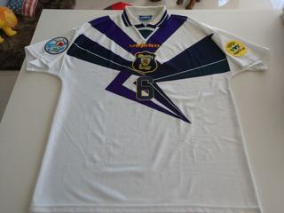 Camisa Seleção Escocia Euro 1996 Away - Xl