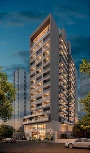 Apartamento Studio Na Consolação, São Paulo-sp, 30 M² - 0000005 - 67724485