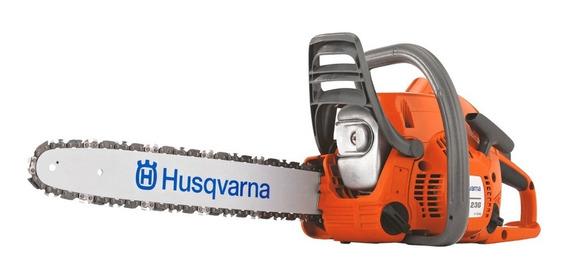 Motosierra Husqvarna 236e Barra 16 40cm 38.2cc 1.9hp