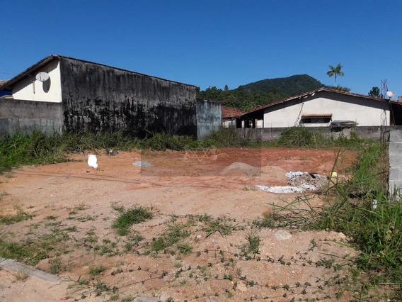 Terreno, Portal Da Fazendinha, Caraguatatuba - R$ 128 Mil, Cod: 339 - V339