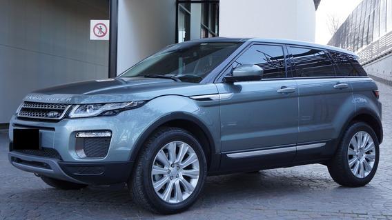 Land Rover Range Rover Evoque Hse 5 Ptas 2017 7.000 Kms