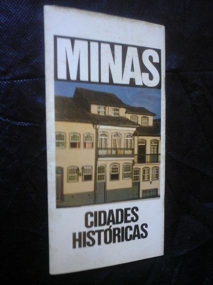 Guia Turistico Antigo Minas Gerais