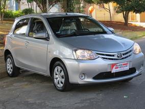 Toyota Etios Xs 1.5 2015 Completo