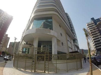 Apartamento Com 2 Suítes À Venda, 104 M² Por R$ 687.000 - Canto Do Forte - Praia Grande/sp - Ap0971