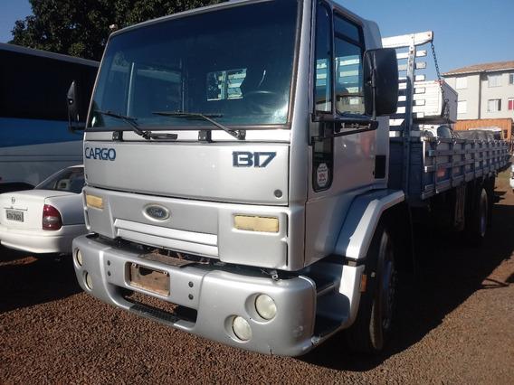 Ford Cargo 1317 2004 Toco Carroceria