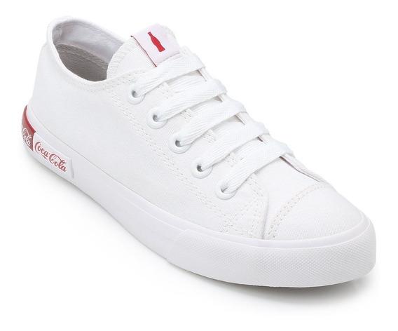 Tênis Coca-cola Shoes Masculino E Feminino Casual Urbano