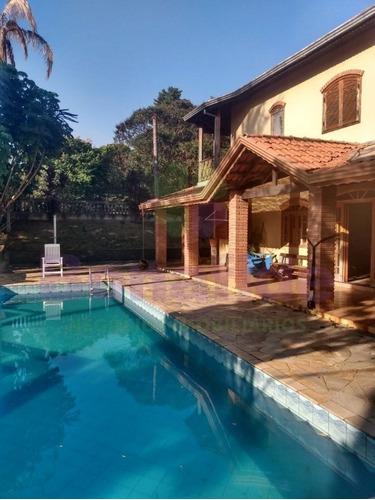 Imagem 1 de 30 de Casa Residencial A Venda, Chácara Morada Mediterrânea, Engordadouro, Jundiaí - Ca02649 - 4253358