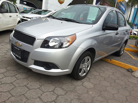 Chevrolet Aveo 1.6 Lt L4 Man Mt 2015