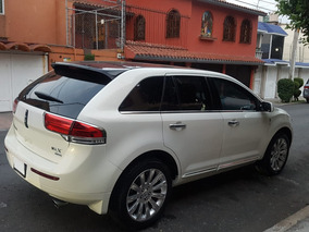 Lincoln Mkx V6 Awd Premier Piel Qc Nav 4x4 At