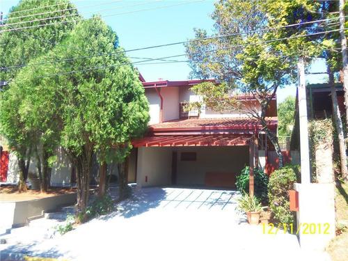 Casa  Residencial À Venda, Gramado, Campinas. - Ca0722