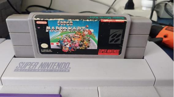 Mario Kart Original Americano