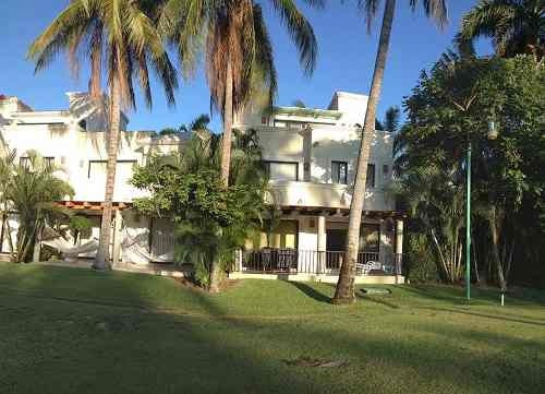 Cad Villas Golf 1 Mayan Villa 13 Terraza. Alberca Privada