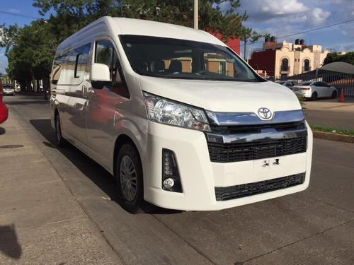 Imagen 1 de 10 de Toyota Hiace 2020 2.7 Bus 15 Pas Mt