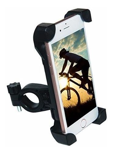 Imagen 1 de 6 de Holder De Celular Para Bicicleta ,moto Para Ver Waze