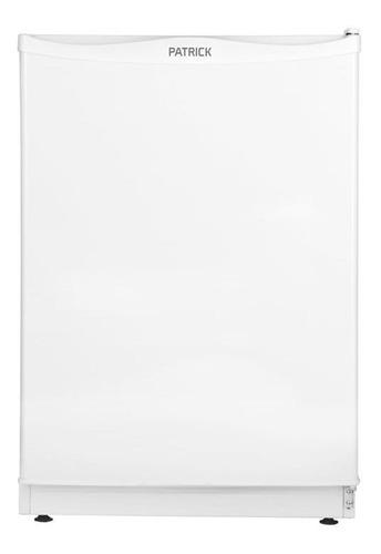 Imagen 1 de 4 de Heladera minibar Patrick HPK120P00 blanca 107L 220V