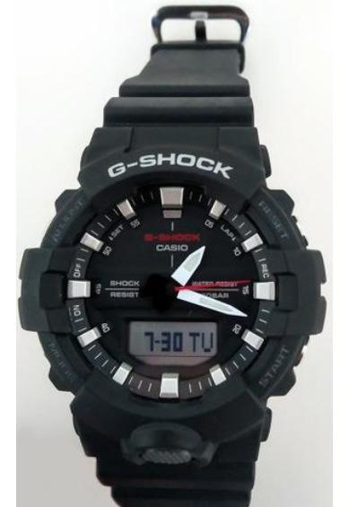 Gshock Ga-800-1adr