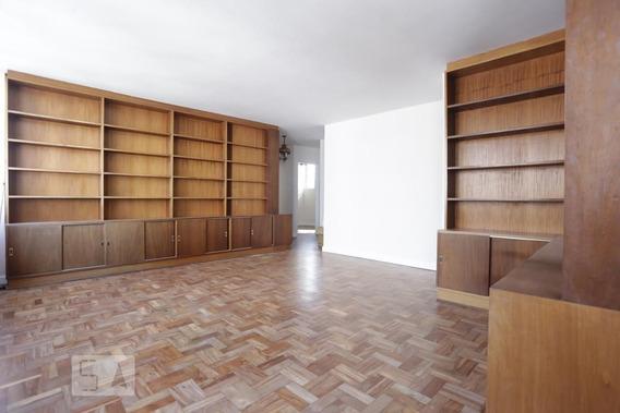 Apartamento No 7º Andar Com 4 Dormitórios E 2 Garagens - Id: 892968932 - 268932