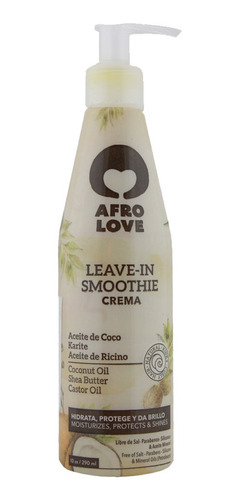Leave-in Afro Love - 290ml - mL a $209