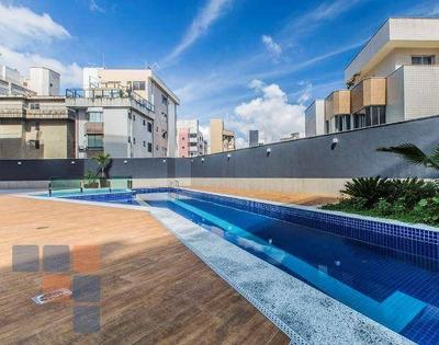 Apartamento Com 4 Dormitórios À Venda, 164 M² Por R$ 2.150.000 - Sion - Belo Horizonte/mg - Ap2028